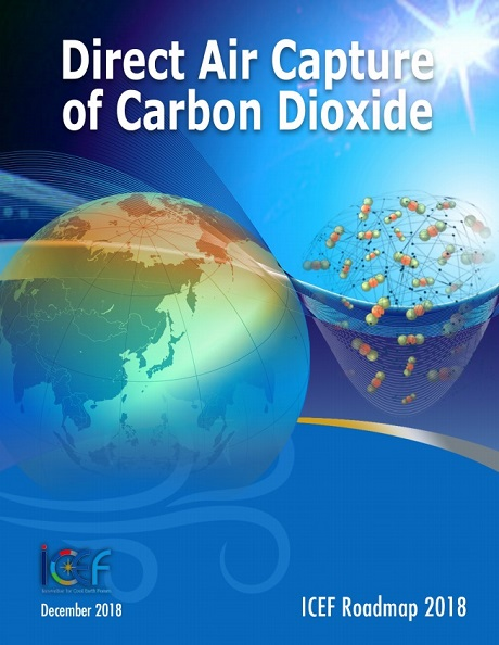ICEF2018 Roadmap: Direct Air Capture of Carbon Dioxide  (definitive)
