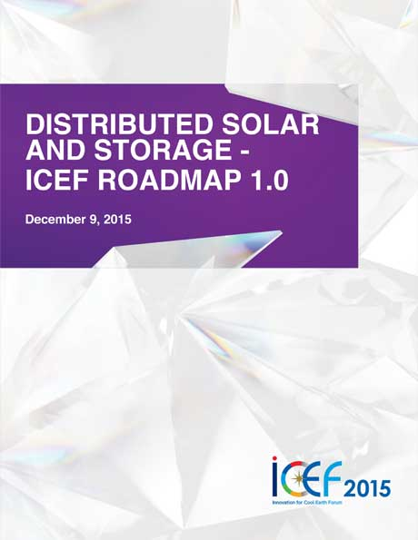 ICEF2015 Roadmap: Distributed Solar and Storage
