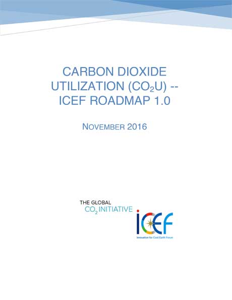 ICEF2016 Roadmaps: CO2 Utilization