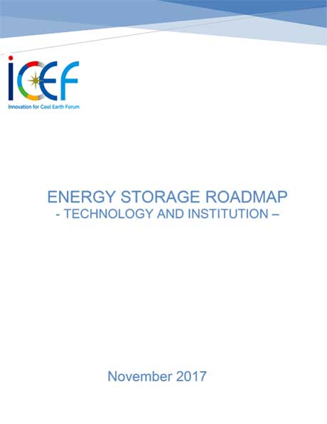 ICEF2017 Roadmaps: Energy Storage